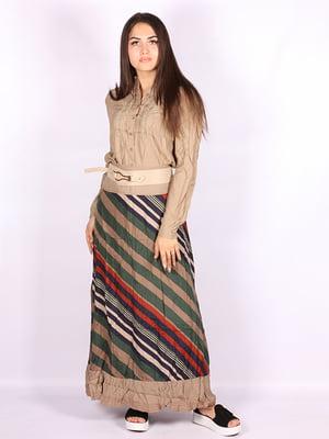 Костюм; блуза и юбка | 5089753