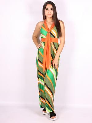Платье в полоску | 5089755