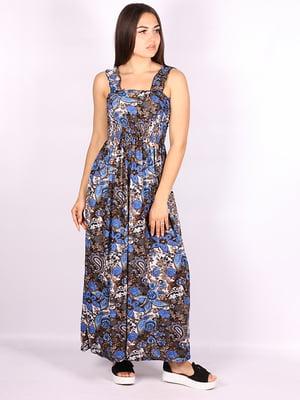 Сукня в принт | 5089757