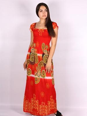 Сукня червона | 5089760