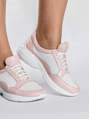 Кросівки рожеві | 5089912