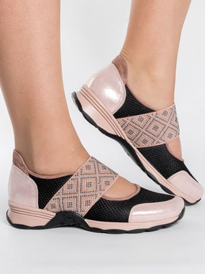 Кросівки рожеві | 5089919