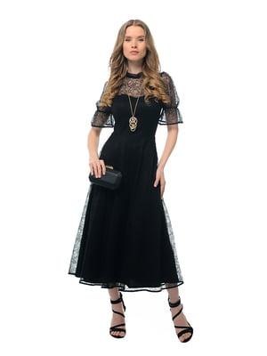 Платье черное | 5090082