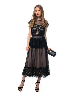 Платье черное | 5090087