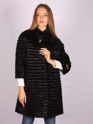 Пальто черное   5090619