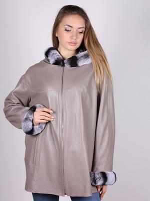 Куртка бежевая   5090632
