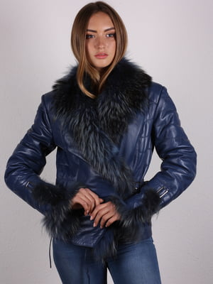 Куртка синяя   5090638