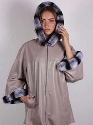 Куртка бежевая   5090658