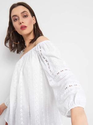 Блуза біла | 5085939