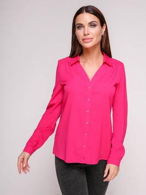 Блуза рожева | 1916324
