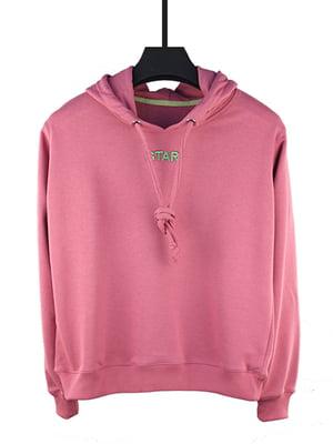 Худі рожева | 5091004