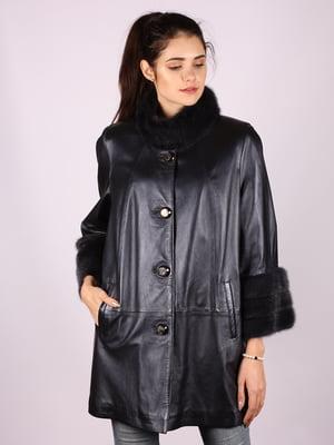 Куртка черная   5090601