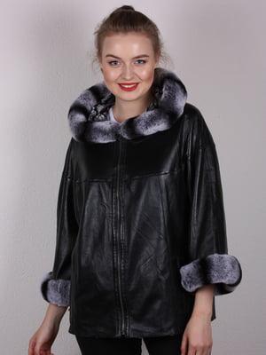 Куртка чорна | 5090603