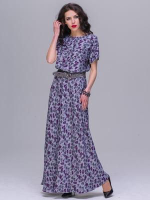 Сукня в квітковий принт | 5091270