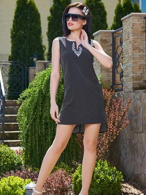 Платье черное | 5091643