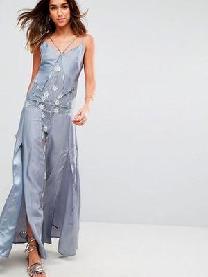 Сукня блакитна | 5091670