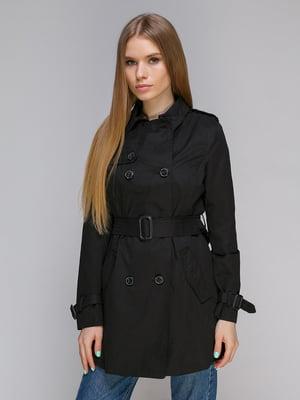 Пальто черное | 4640143