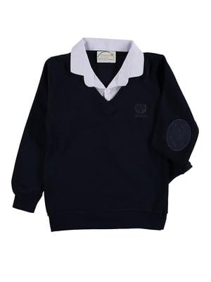 Пуловер чорний | 5092091