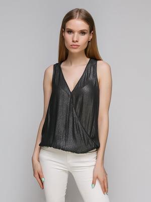 Блуза черная | 4653707