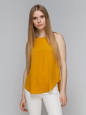 Блуза желтая | 3807920