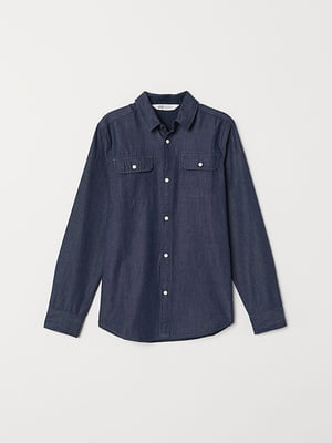 Сорочка синя | 5072578