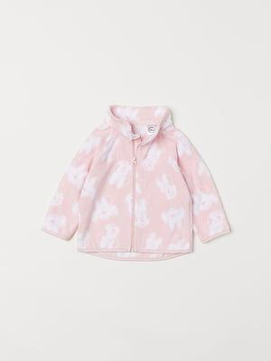 Куртка рожева | 5072819