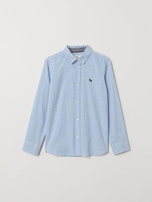 Сорочка блакитна | 5073269