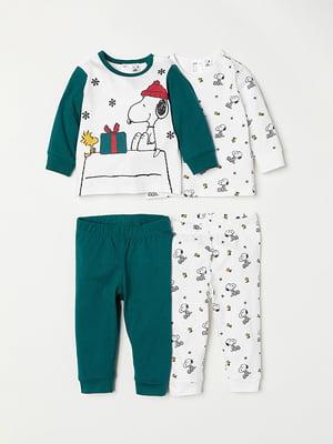 Набор пижам (2 шт.) | 5073283
