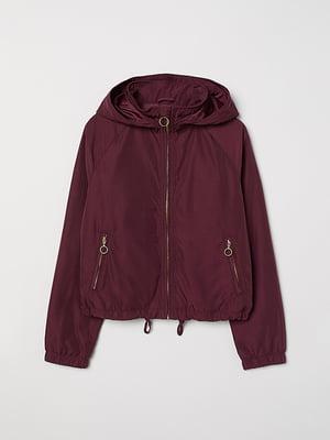 Куртка бордова   5073343