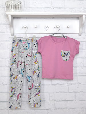 Комплект: футболка и брюки | 5092321
