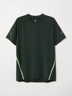Футболка зеленая | 5072588