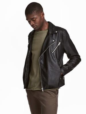 Куртка чорна | 5073021
