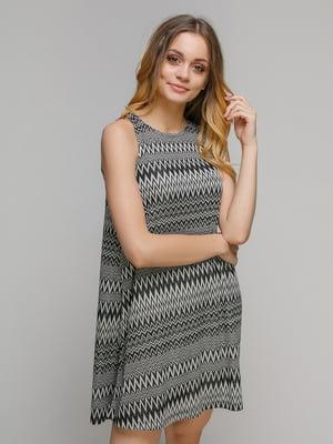 Платье в принт | 4639439