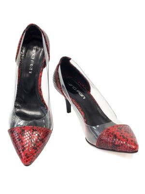 Туфлі червоні   5092989