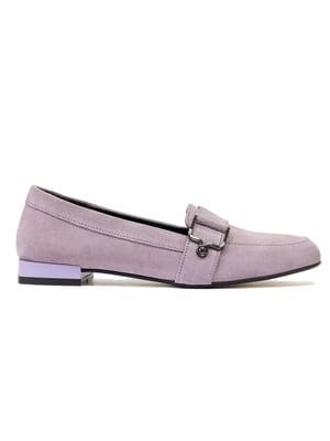 Туфли сиреневые   5092990