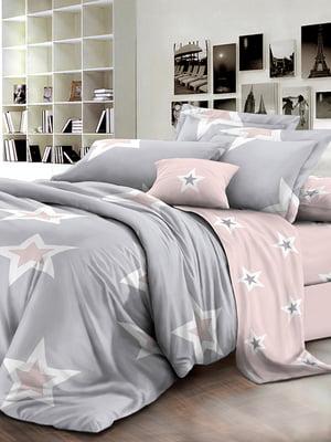Комплект постельного белья двуспальный | 5094213