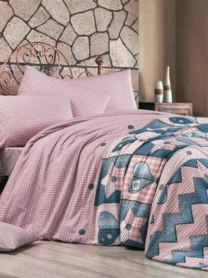 Комплект постельного белья двуспальный | 5094215