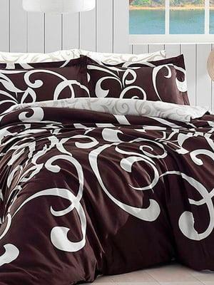 Комплект постельного белья двуспальный (евро)   5094232