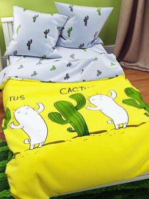 Комплект постельного белья двуспальный (евро) | 5094234