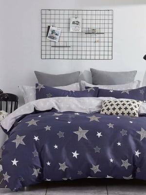 Комплект постільної білизни двоспальний (євро) | 5094242
