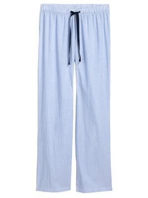 Штани в смужку піжамні | 5093621