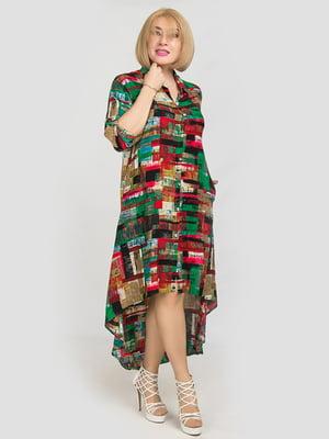 Сукня в принт | 5095513