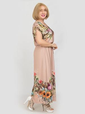 Сукня бежева | 5095525