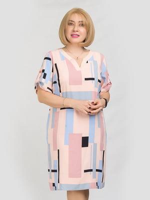 Сукня в принт | 5095527