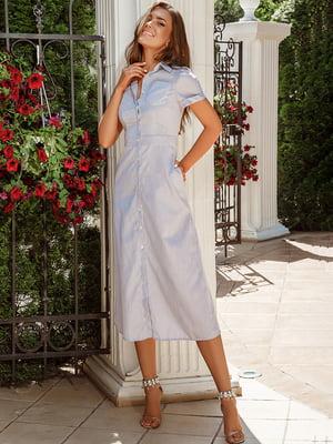 Платье синее | 5096269