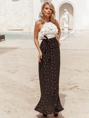 Сукня чорно-біла   5096279