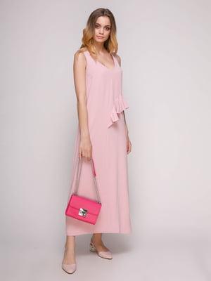 Сукня рожева | 5092146