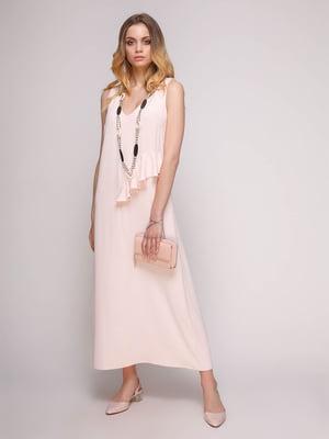 Сукня тілесного кольору | 5092144