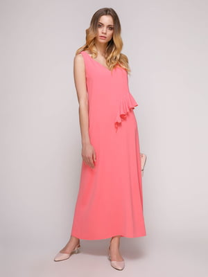 Платье коралловое   5092152