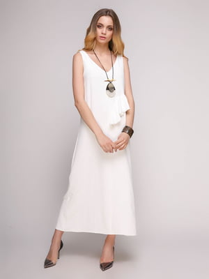 Сукня молочного кольору | 5092143
